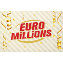 Don't be sad. You can still win € 63 million.
