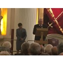 Commissioner gives key note speech at Mansion House