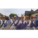 ​Uttoxeter Heart of Oak Morris Men Make May Purple to support the Stroke Association