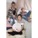 Barnsmarta Villan familj