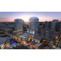 Skanska bygger kontors- och bostadsprojekt i Nashville, USA, för 1,3 miljarder kronor