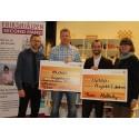 Stipendieutdelning ur Erikshjälpens Kungsbackafond