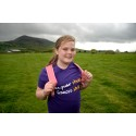 Young girl takes on 20k challenge for stroke