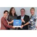 EVRY's enhet Consulting utnämnd av SAS Institute till Årets Partner 2014 för andra året i rad