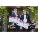 Två elever vid Strömbackaskolan belönade med Bygmastipendiet