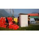 Tusinder i Nepal har fået nyt håb efter forfærdende jordskælv