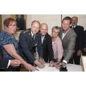 Paroc Group först ut – avtalar om partnerskap med Försvarsmakten