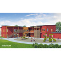 Ny förskola på Tavleliden
