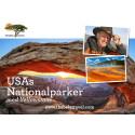 Följ med Bo Landin till USAs vackraste nationalparker