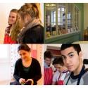 Kirsebergsskolan visar en spännande skola med många möten