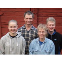 Familjen Johansson Sanda Skattmansö Gård Uppland