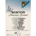 Burton Mountain Festival Above & Beyond tour 2017