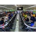 Technogym er offisiell leverandør av treningsutstyr til OL 2018