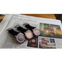 En halvsida i New York Times om GoS och svenska klockmärken