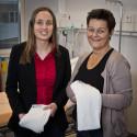 Region Örebro län driver på utveckling av hållbara textilier för sjukvården