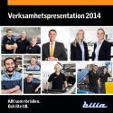 Bilia Verksamhetspresentation 2014