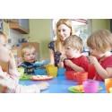 Ny onlineutbildning - Matsäkerhet i barnomsorg