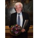 Grundaren av Mellby Gård, Rune Andersson, mottog utmärkelsen Årets Förebildsentreprenör på Entreprenörsgalan Syd