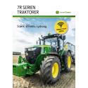 Traktorer i 7R serien: Stærke. Effektive. Lydsvage.