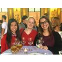 Uppskattad mottagning för internationella studenter och gästforskare i Stockholms stadshus