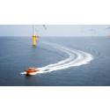 STB 12 - the little offshore wind farm vessel