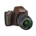 Pentax K-S1 linen brown