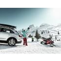 Veilig de piste op met Thule Easy-fit SUV sneeuwkettingen