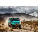 PETRONAS De Rooy IVECO-teamet er klar til Dakar 2018 og Africa Eco Race 2018