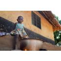 Eli är ett av miljoner barn i svältkatastrofens Sydsudan