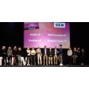 Paraplymarknadsföring och storsäljande örhängen vinnarna av Årets UF-företag i Stockholm 2017