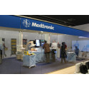 Mentice simulator together with Laerdal SimMan3G at Medtronic's amazing showroom - EuroPCR 2014