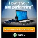 Övervaka prestandan hos din webbplats kostnadsfritt