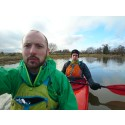 Surrey resident to tackle 125 mile kayak for the Stroke Association