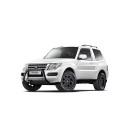 Das Sondermodell zum Produktionsende: Mitsubishi Pajero Final Edition
