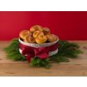 Glad Lucia önskar Bonjour med söta nyheter till julens fikastunder!