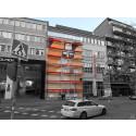 Fasadkonst i Liljeholmen