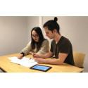 Adatype är det internationellt prisade digitala tangentbordet som nu tagit klivet in i Sverige