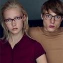 Industrial Elegance Trend: vintageelementer i briller
