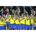 U21-EM i Kanal 5 och Eurosport