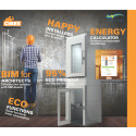 Cibes Lift Group presents lift solutions for sustainable building at Ecobuild in London