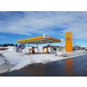 Preem öppnar automatstation i Skellefteå