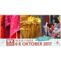 Premiär för Sy & Hantverksfestivalen i Umeå den 6-8 oktober 2017
