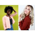 Nya bloggprofiler till Metro Mode – storbloggaren Elin Johansson och modeprofilen Chrystelle Eriksberger