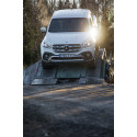 Mercedes-Benz X-Klass på svensk mark
