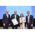 """Zweiter Innovationspreis für GynTect in 2017:  oncgnostics ist Gewinner des Innovationspreises Thüringen in der Kategorie """"Licht und Leben"""""""