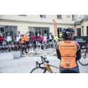 Elitcyklisterna i Team Crescent Dare guidar nybörjare och mer erfarna racercyklister inför Tjejvättern.