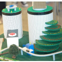 Tallbackaskolan tävlar i Future City