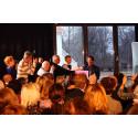 Tillkännagivandet av 2012 års ALMA-pristagare