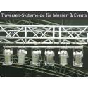 Traversen Systeme für Veranstaltungen aller Art