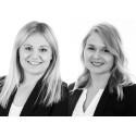 Cornelia och Vanja blir nya researchers på OnePartnerGroup i Växjö